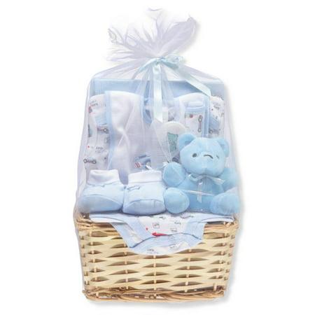 Boy Communion Gifts (Big Oshi Baby Boys' 9-Piece Gift)