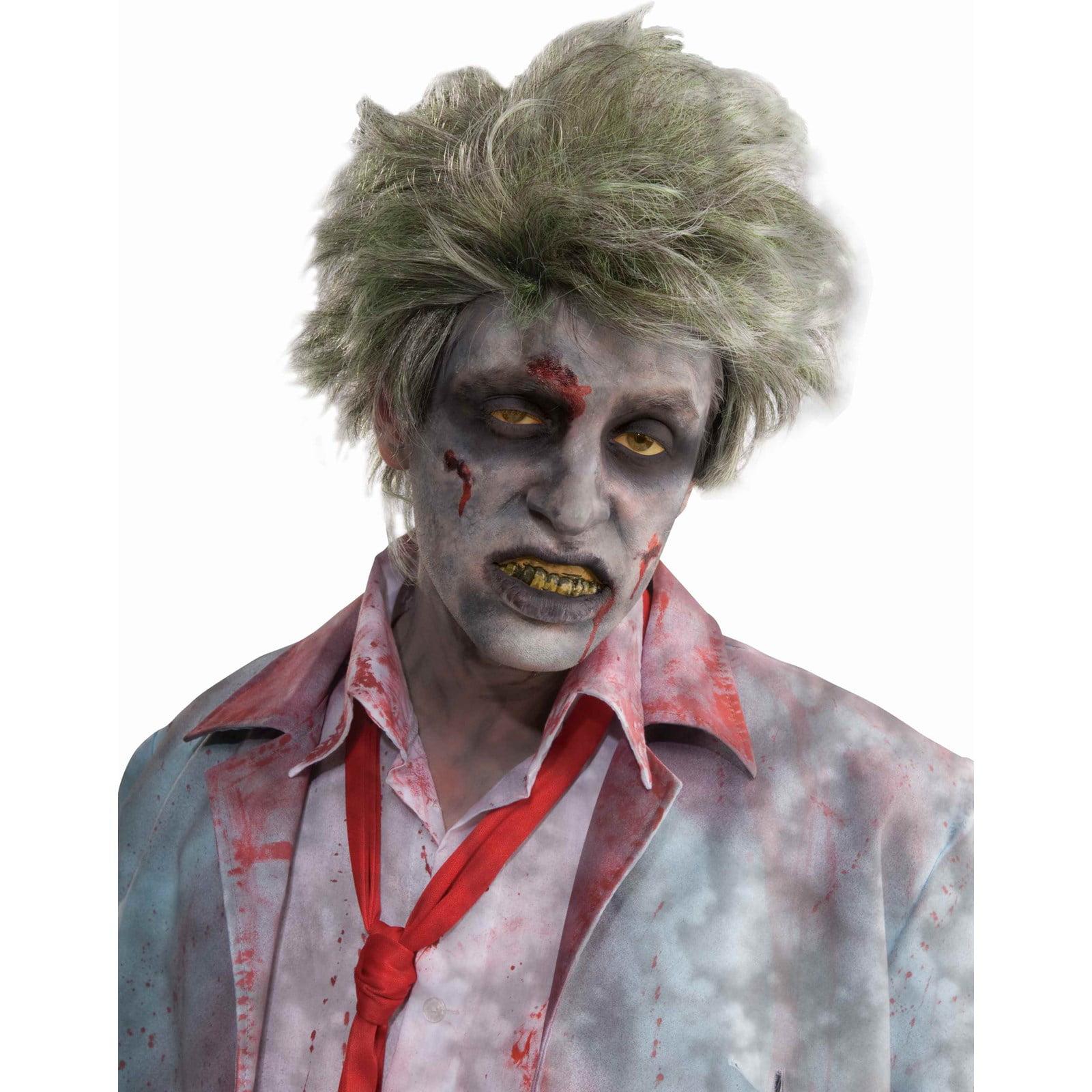 Gravy Zombie Adult Wig