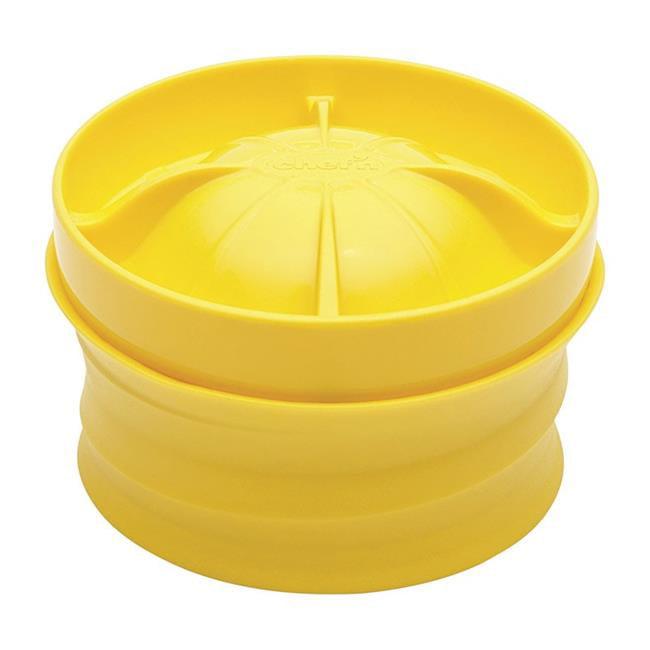 Chef N 6504476 Lemon-Aid Citrus Spiralizer  Plastic - Yellow - image 1 de 1