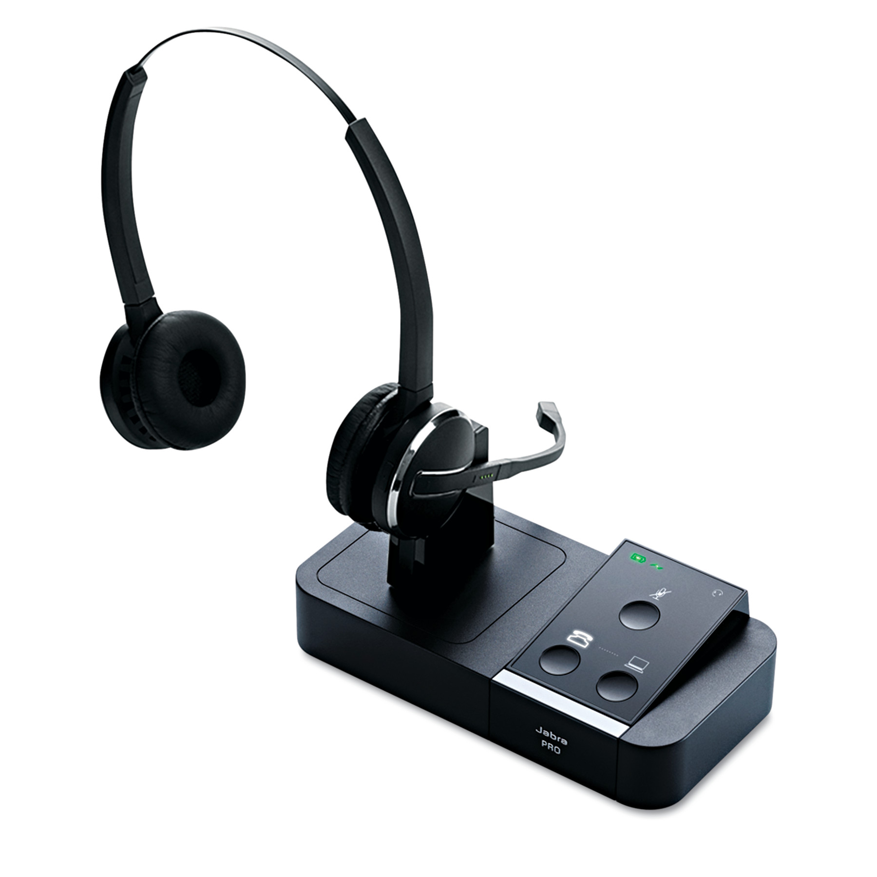 Jabra PRO 9450 Binaural Over-the-Head Wireless Headset