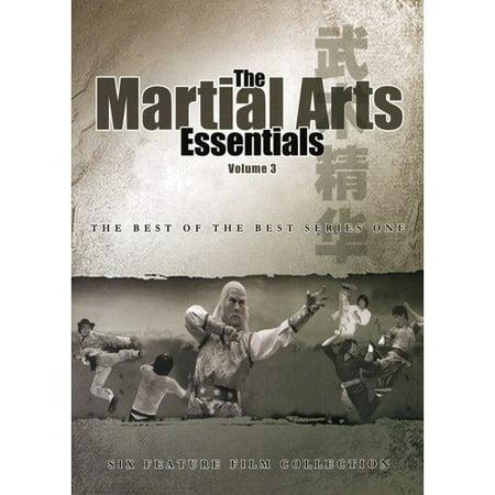 Martial Arts Essentials: Best Of The Best Series (Volume