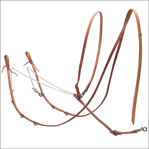 Weaver LEATHER WESTERN TACK HORSE HARNESS LEATHER GERMAN ...