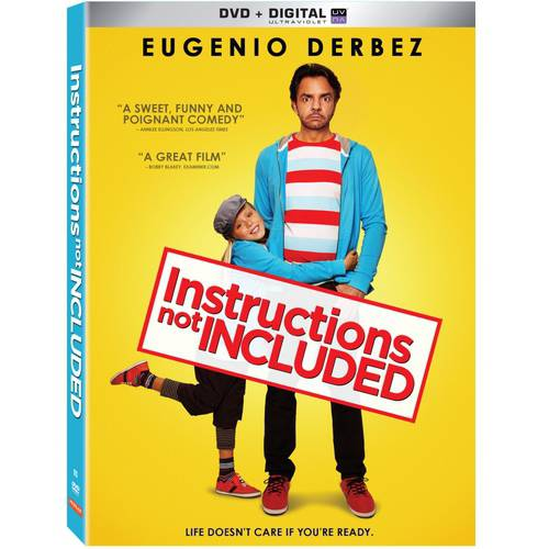 Instructions Not Included (DVD   Digital Copy) (With INSTAWATCH) (Widescreen)