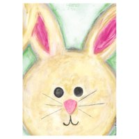 Toland Home Garden Floppy Eared Bunny Flag