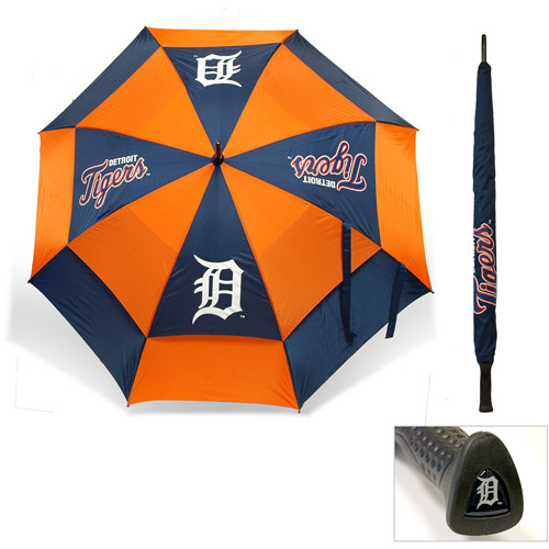 Team Golf MLB Detroit Tigers Golf Umbrella