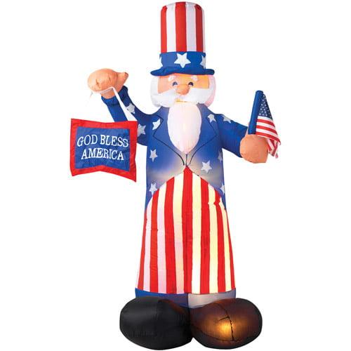 Uncle Sam Airblown Prop