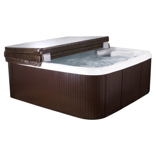 lifeSmart 7 Person 40 Jet 2 Rock Solid Hydromaster Spa