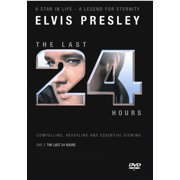 Elvis Presley the Last 24 Hours ( (DVD)) by