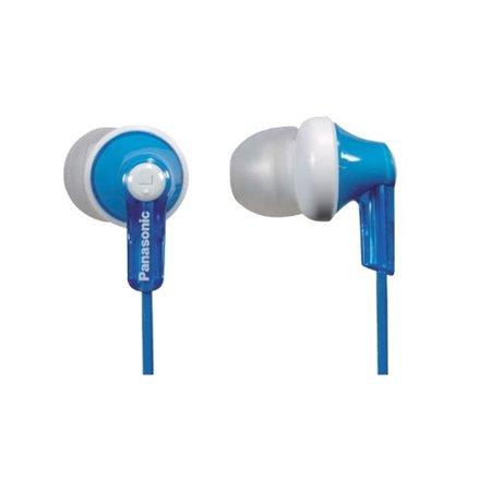 Panasonic ErgoFit In-Ear Earbud Headphones Dynamic Crystal Clear Sound, Ergonomic Comfort-Fit