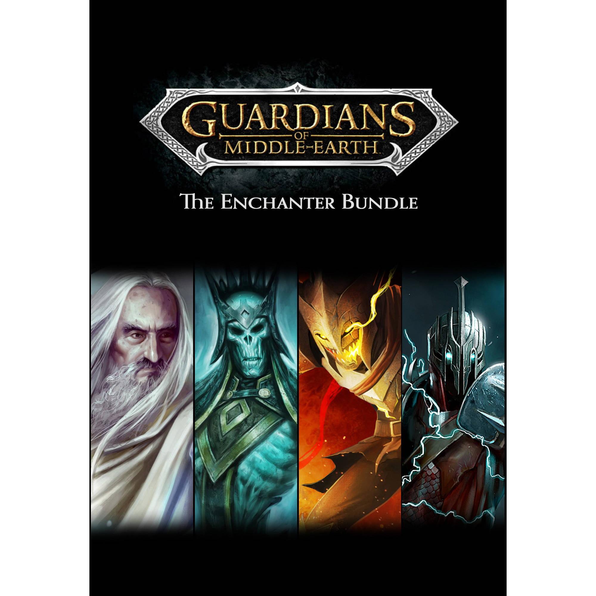 Guardians of Middle-Earth: The Enchanter Bundle (PC) (Digital Download)