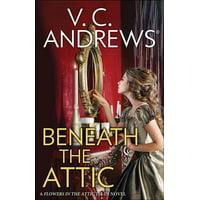 Beneath the Attic (Hardcover)(Large Print)