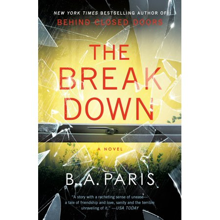 Paris Book (The Breakdown : A Novel)