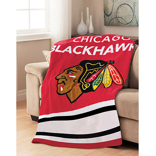 Sunbeam NHL Fleece Heated Throw