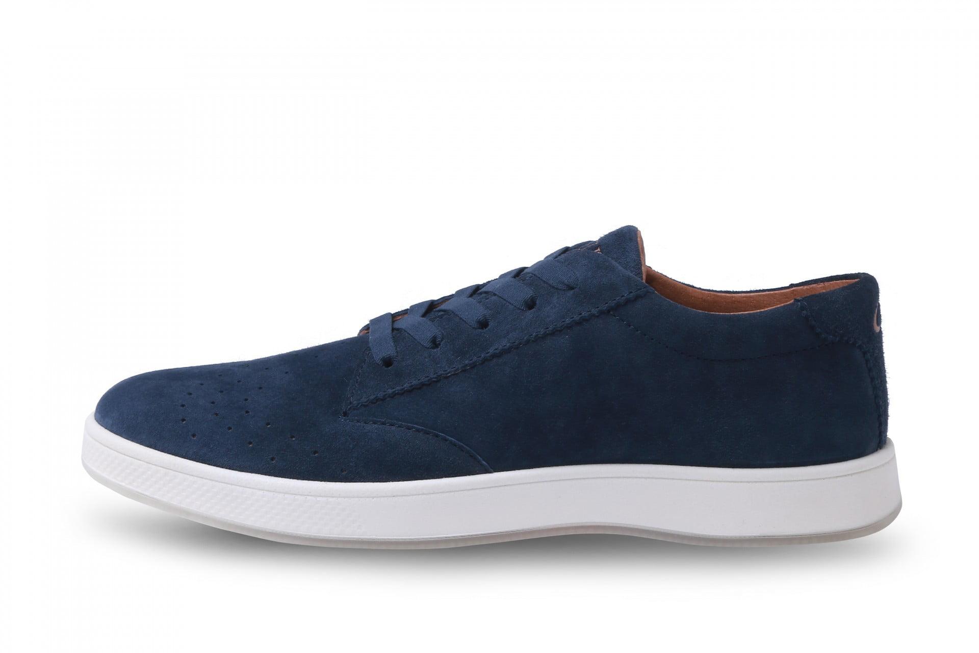 Aureus Men's Fortis Navy Blue Sneakers 9.5 M US