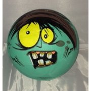 "Full Size Teal Zombie Basketball (9.5"" Basketball)"