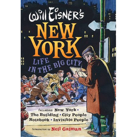 Sparkle City Comics (Will Eisner Library: Will Eisner's New York: Life in the Big)