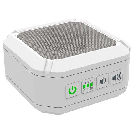 Light Therapy Sound Machine (Big Red Rooster Portable White Noise Sound Machine | Sound Machine For Sleeping & Relaxation | 8 Sounds | Operates On 3 AA Batteries | Sleep Sound Therapy for Home,)