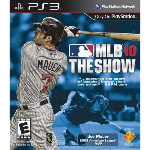 MLB '10 The Show (PS3)