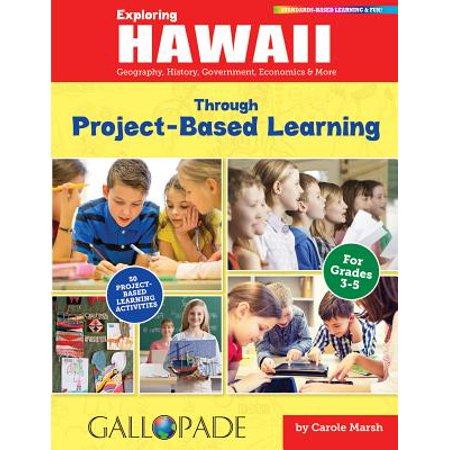 Exploring Hawaii Through Project-Based Learning - Hawaiian Activities