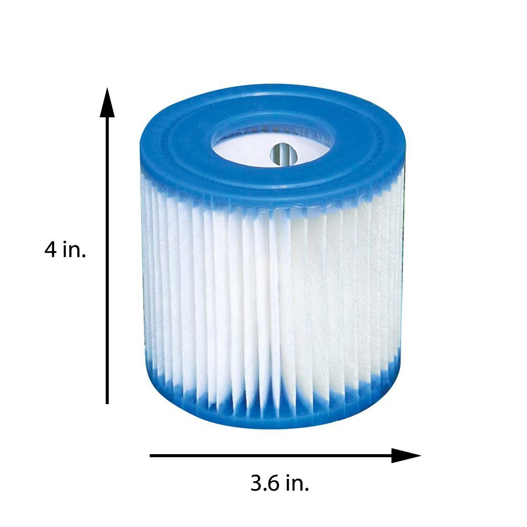 Intex Swimming Pool Easy Set Filter Cartridge Replacement - Type H | 29007E