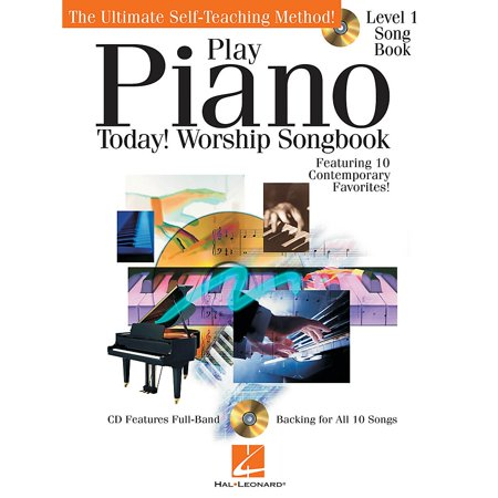 Play Piano Today! - Worship Songbook Play Piano Today Songbook
