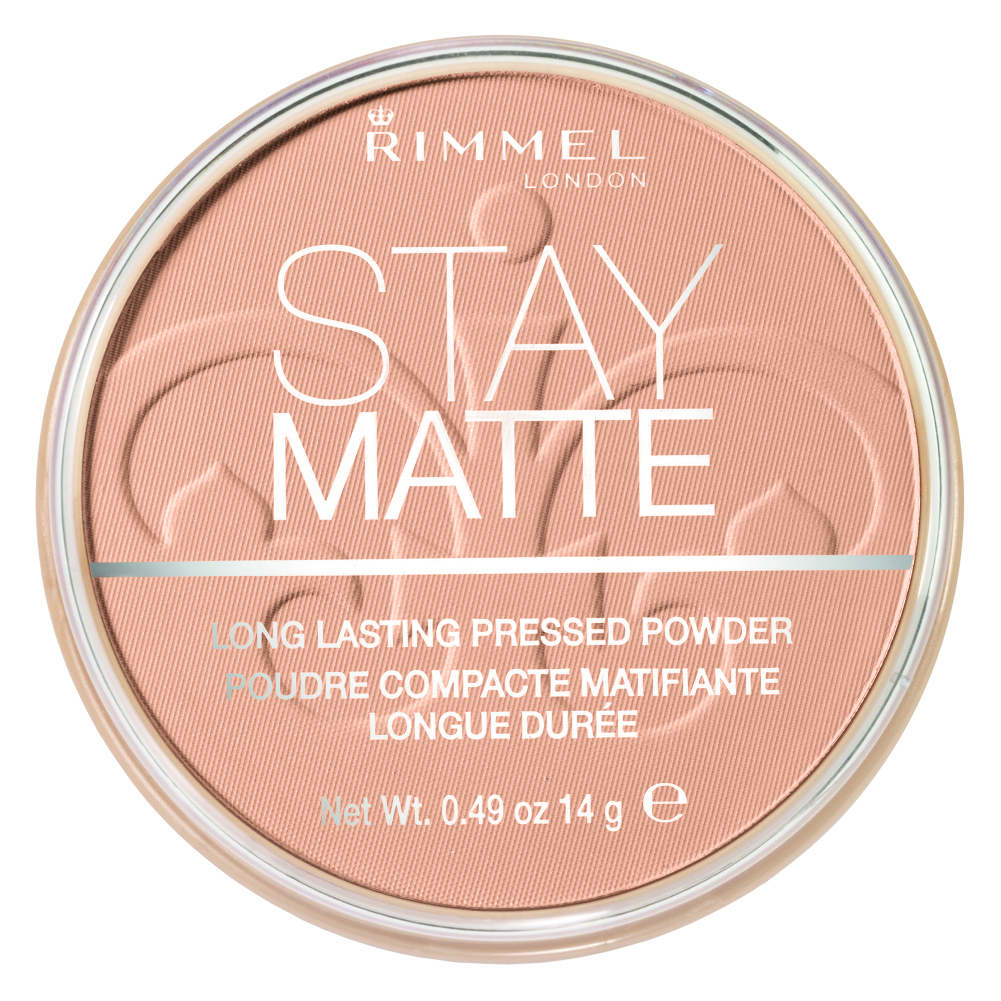 Rimmel Stay Matte Pressed Powder, Silky Beige