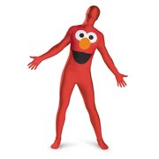 Sesame Street Elmo Bodysuit Teen/Adult Costume