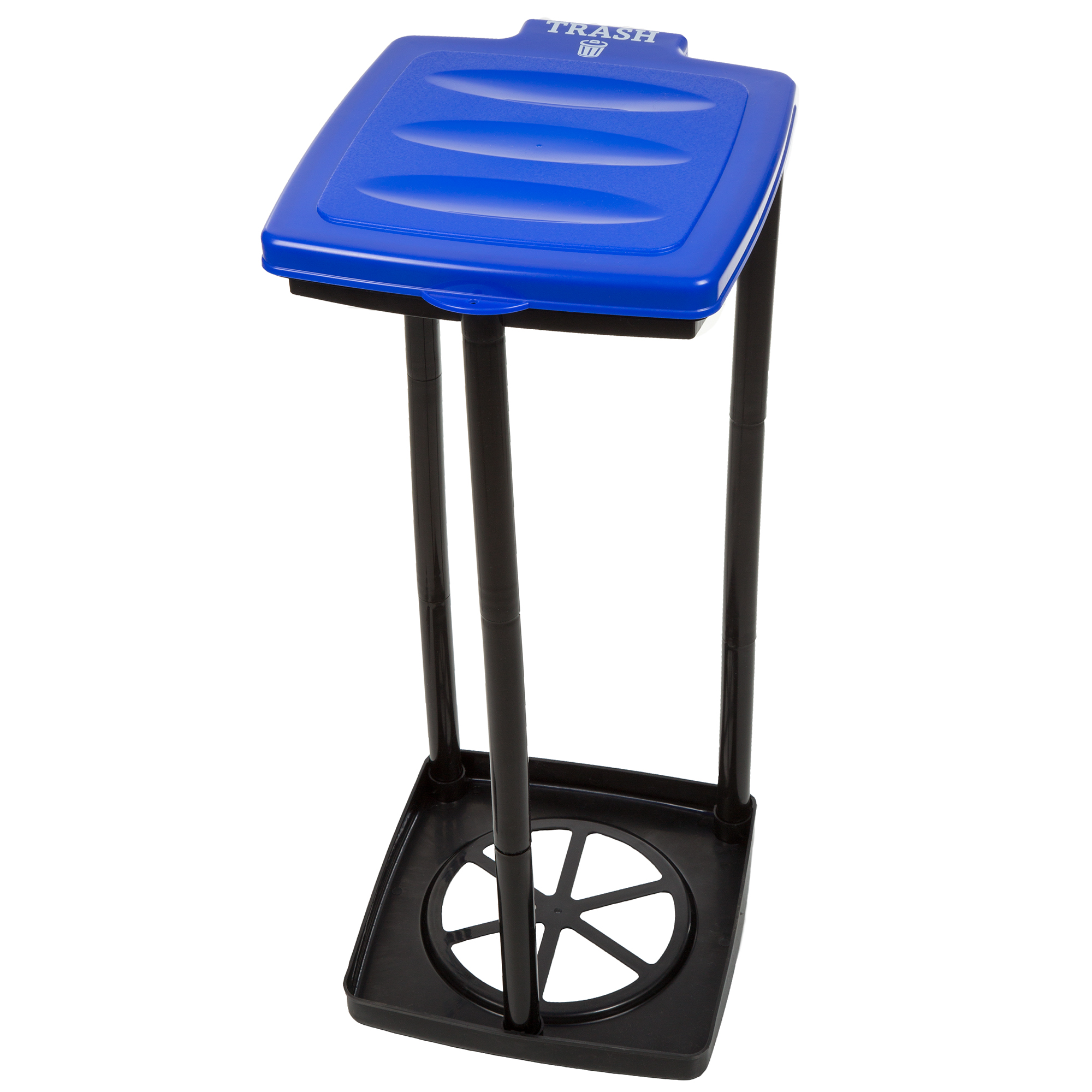 Outdoors Portable Garbage Trash Bag Holder by Wakeman