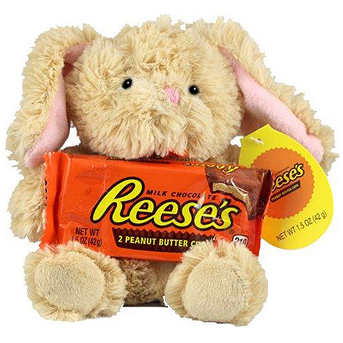 GALERIE Bunny with Reese's Easter Candy Gift Set, 2 pc