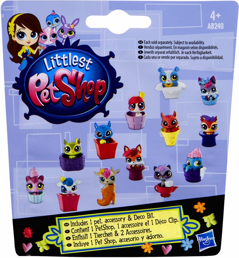Littlest Pet Shop 2014 Series 1 Mystery Pack [The Littlest Pets Collection]
