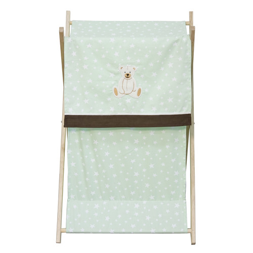 Pam Grace Creations Baby Bear Laundry Hamper