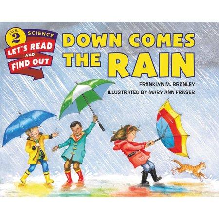 Down Comes the Rain - eBook