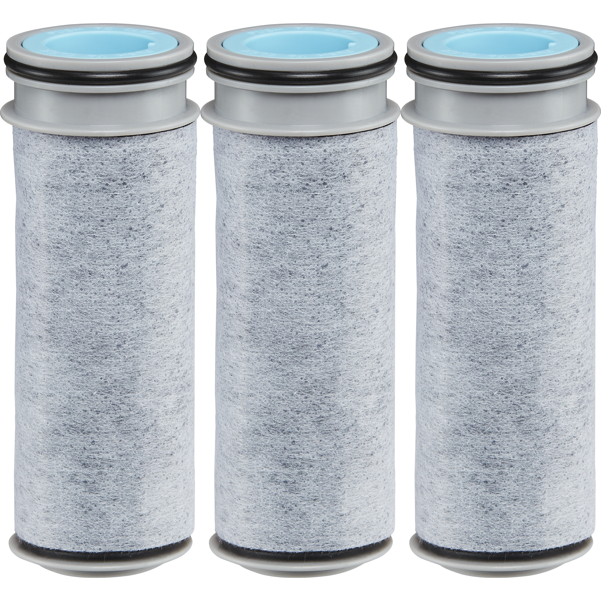 Brita Stream Pitcher Replacement Water Filter, BPA Free - 3 Count
