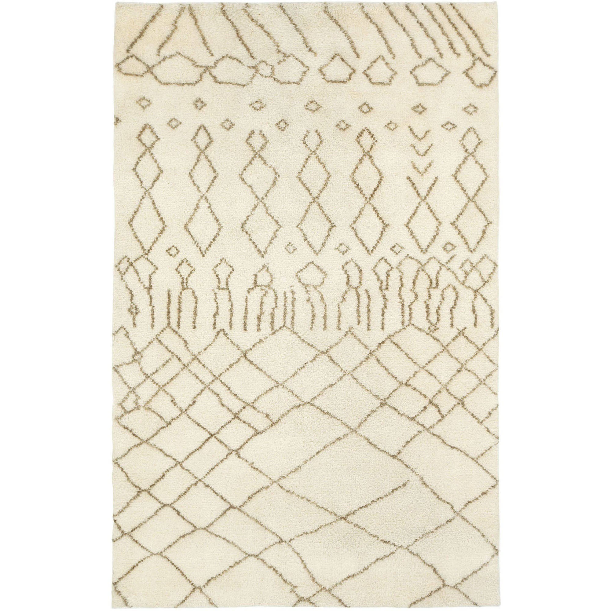 Fortress Marrakesh Hand-Knotted Area Rug
