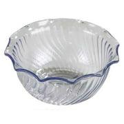 CARLISLE DINEX DXSWC807 Tulip Clear Bowl, 8 oz., Pk48 G0290020