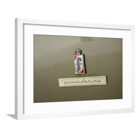 - 1980 Ferrari 400i Framed Print Wall Art