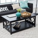 Belham Living Renata Quatrefoil Coffee Table