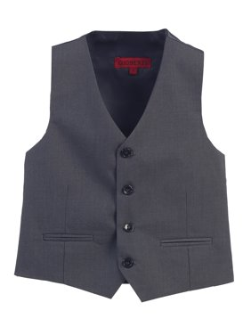 fd446e091 Product Image Gioberti Boy's 4 Button Formal Suit Vest