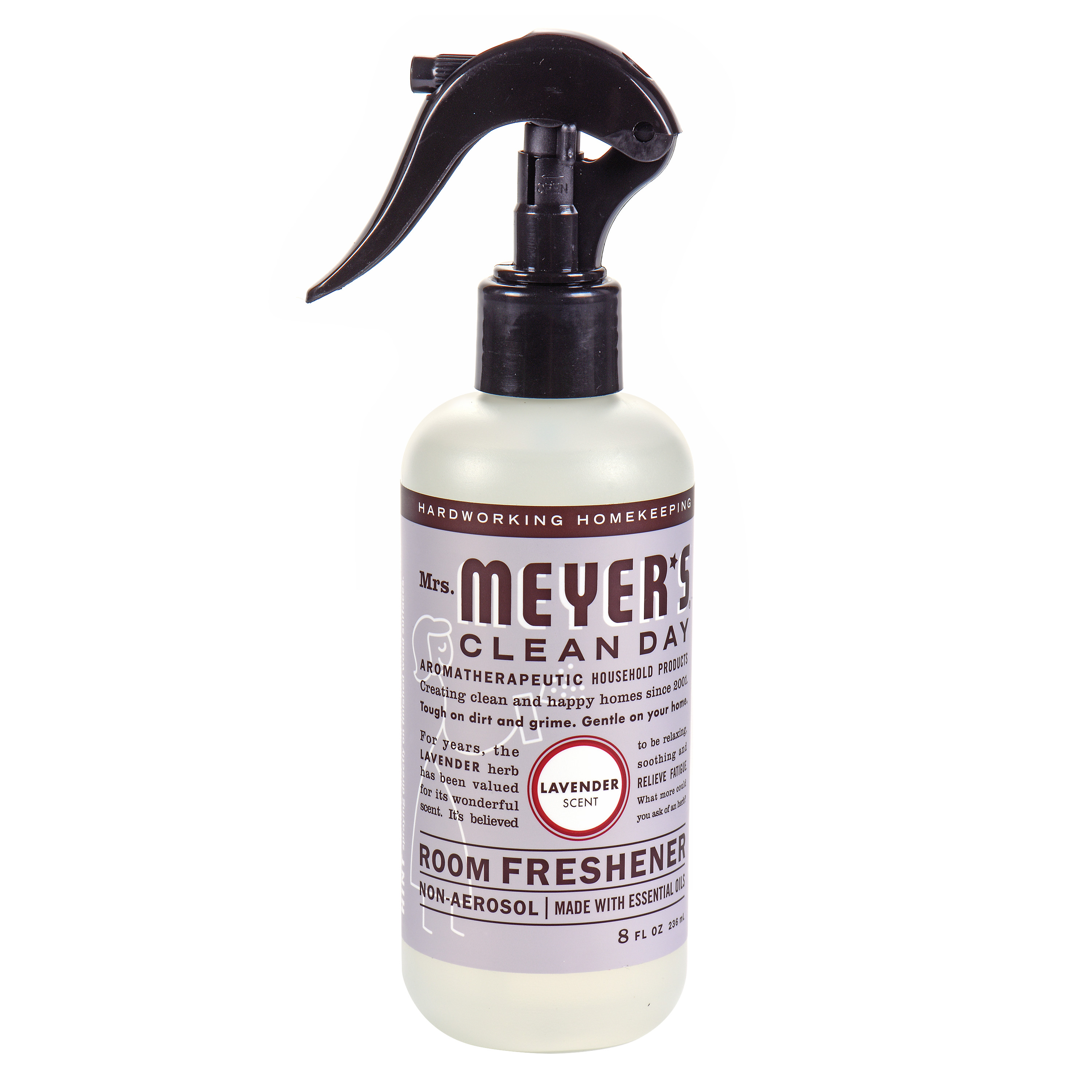 Mrs. Meyer's Clean Day Room Freshener, Lavender, 8 Fluid Ounces