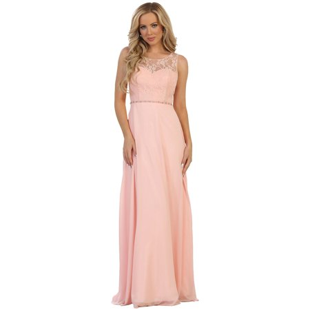 SPECIAL OCCASION SIMPLE EVENING - Special Ocasion Dresses