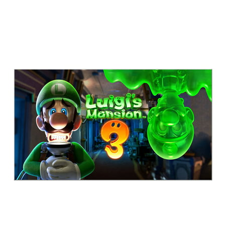 Luigi's Mansion 3, Switch, Nintendo [Digital Download]