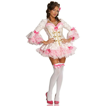 Women's  Adult Mon Ami Victorian Marie Antoinette (Pink Steampunk)