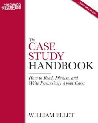 the case study handbook a students guide