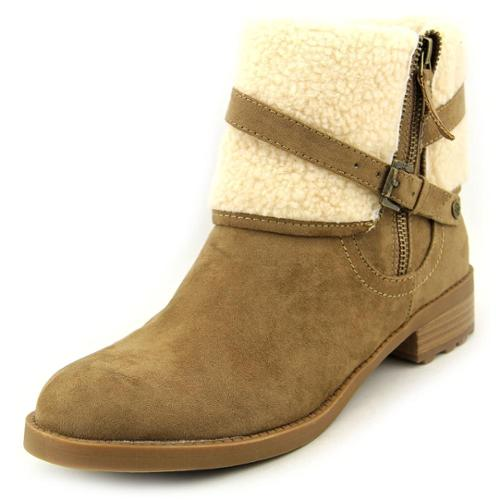 Liz Claiborne Jonesa Women US 9 Tan Winter Boot