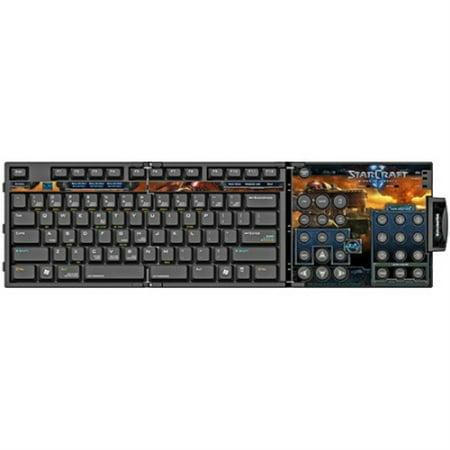 SteelSeries Zboard Gaming Keyboard-Starcraft II Edition (New in non-retail (Zboard Keyboard)