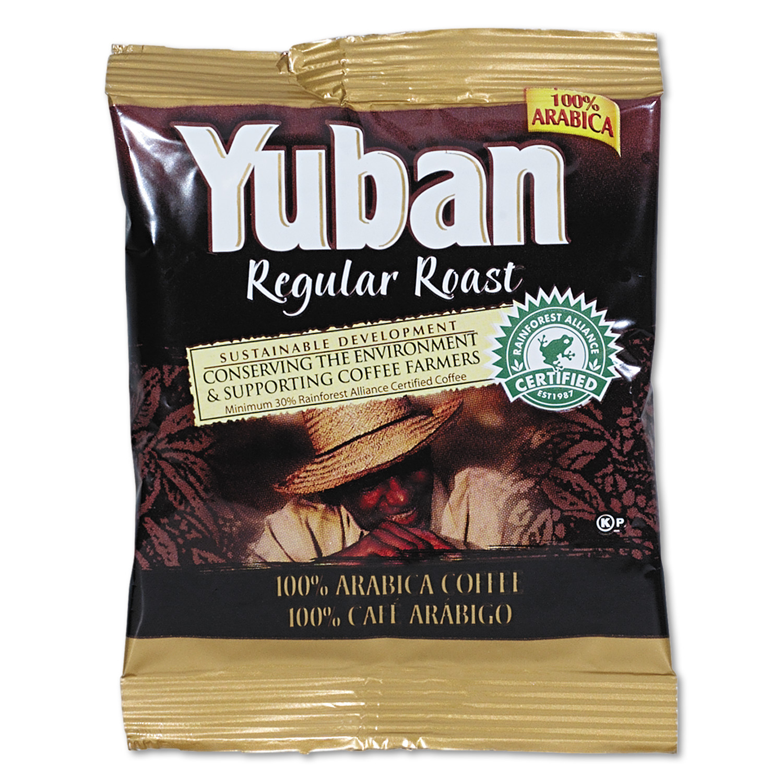 Yuban Regular Colombian Coffee, 42ct