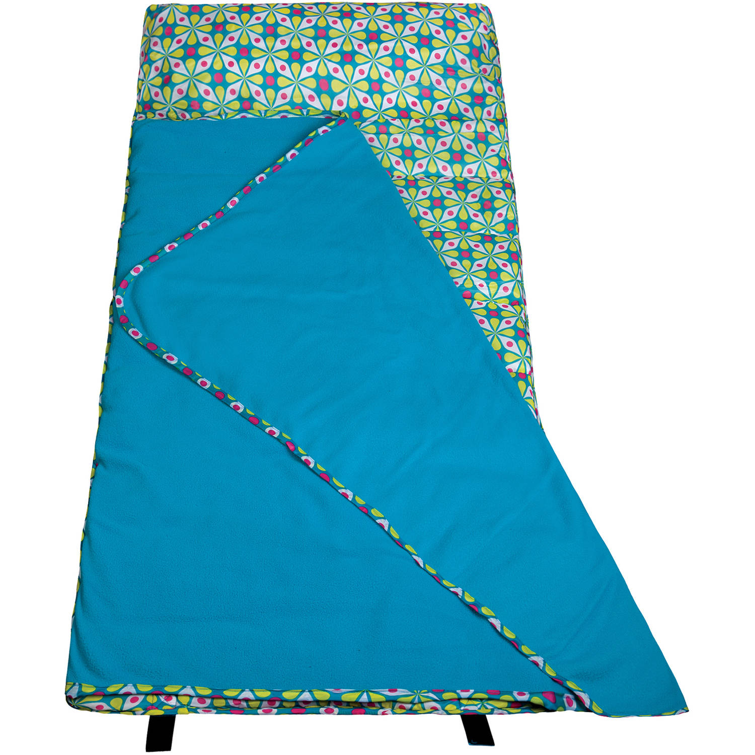 Kaleidoscope Maize Easy Clean Nap Mat