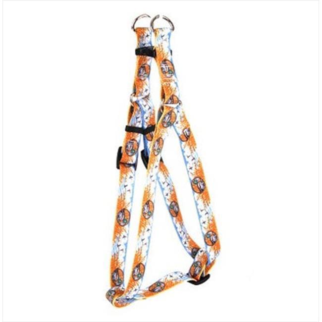 Yellow Dog Design SI-MAL101S Mallards Step-In Harness - Small
