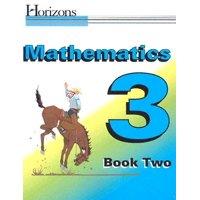 Horizons Math 3 Student Book 2 : Jms032