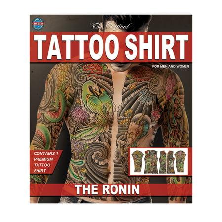 Tinsley Transfers The Ronin Tattoo FX Shirt, Small/Medium](Fx Transfers Halloween)